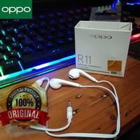 Oppo Hedset Earphone R11 F1 F1s Original 100%