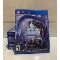 Monster Hunter World Iceborne Ice Borne Game PS4