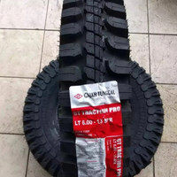 GT TRACTION Pro 600 -13 Ban Offroad GAJAH TUNGGAL R13 Carry Granmax