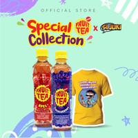 Special Collection Fruit Tea Sosro x Juki [2 Karton/350 ml/Botol PET/]
