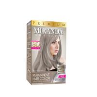 GRATIS SARUNG TANGAN Miranda Hair Colour Ash Blonde / Pewarna Rambut