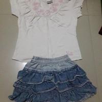 baju setelan anak perempuan