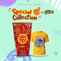 Special Collection Fruit Tea Sosro x Juki [1 Karton/200 ml/24 pcs]