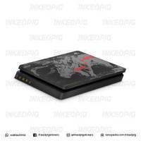SKIN PS4 - MONSTER HUNTER WORLD EDITION
