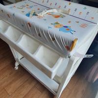 Pliko Baby Tafel Change - Meja Ganti Bayi