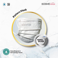 kosme mask - pattern mask headloop