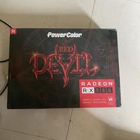 RX 580 8gb Red Devil Bekas