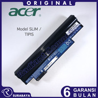 Baterai Acer Aspire One 522 722 D255 D257 D260 D260E D265 D270 BLACK