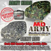 Cover Mobil Full Army - Xpander Rush HRV Innova - IMPREZA MD ARMY -