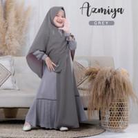 gamis anak perempuan syar'i / baju muslim anak perempuan