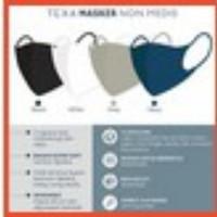 Masker Texa Anti Bakteri dan Anti Air ( 12 pcs )