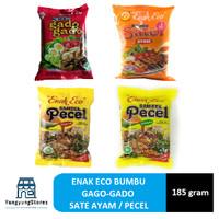 Sambel / Bumbu Pecel / Gado Gado / Sate Ayam Enak Eco 185 Gram