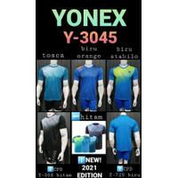 Baju kaos badminton bulutangkis Yonex 3045 import GO