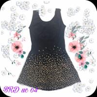 baju renang rok dewasa - M