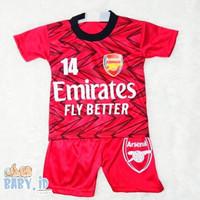 ARSENL Setelan BOLA anak laki-laki / usia 0-9 bulan / Baju Bayi /