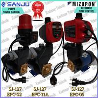 SANJU SJ-127 Pompa Air Sumur Dangkal , MIZUPON Automatis Pump Control