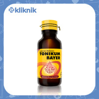 Tonikum Bayer Syrup 100 & 330 ml