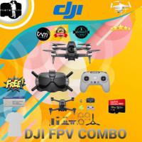 DJI FPV COMBO 4K 150° - DJI FPV COMBO - REMOTE - DJI FPV GOOGLE RESMI