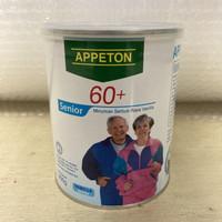 Susu Appeton 60+ 400 g / Appeton 60+ 400gr Susu Lansia Orang Tua