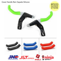 Cover Handle Rem Sepeda Silicone Riject