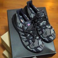 Adidas Ultraboost x BAPE Black Camo Original Size US 40.5