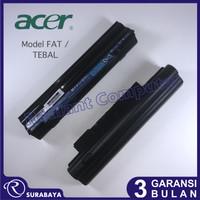 Baterai Acer Aspire One 522 722 D255 D257 D260E D260 D265 D270 BLACK