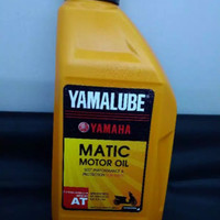 oli yamalube metic 20w-40 sea api isi 800 ml