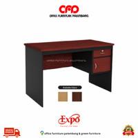 meja kerja meja kantor meja tulis 1/2biro expo mt 3001