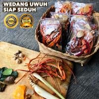 Wedang Uwuh Komplit Rempah (+Jahe & Gula Batu)