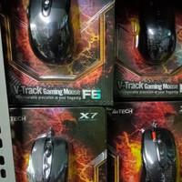 a4tech x7 f6 3000dpi - optical macro gaming mouse