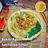 Bakmi Ayam Auntie Lie Mie Ayam - 2 porsi