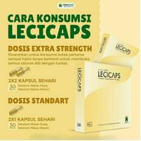 Paket Dosis Harian LECICAPS Asi Boster Cegah Mastitis (Share)