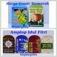 Amplop Lebaran Idul Fitri