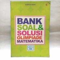 Buku BANK SOAL & SOLUSI OLIMPIADE MATEMATIKA SD