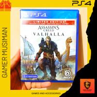 ASSASINS CREED VALHALLA PS4- SECOND MULUS