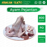 Ayam Pejantan Fresh / Ayam Potong Segar 800gr