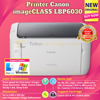 Printer Laserjet Canon LBP 6030 LBP6030 Pengganti Printer P1102 1102