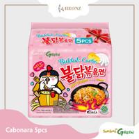 5 in 1 - Samyang Hot Chicken Ramen Carbonara