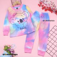 Piyama Za-ra Kids Size 1-10 Tahun / EXPORT Quality Baju Tidur Panjang