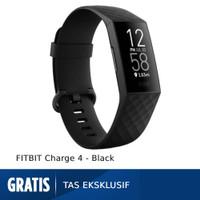 FITBIT Charge 4 [FB417BKBK] - Black