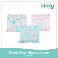 Kiddy Nursing Pillow Forest Deer Series - 35-110