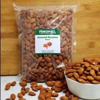 Almond Roasted 1 kg / Almond Panggang PREMIUM Utuh