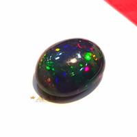 batu kalimaya black opal jarong multi color GARANSI NATURAL !!!