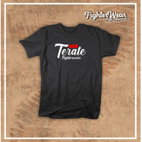 Baju Kaos Tshirt Pencak Silat TERATE 1922 Cotton Combed 30s