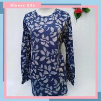 Parsel Ramadan Kaos XXL/ Baju Jumbo/Blouse/Atasan Wanita Oversize