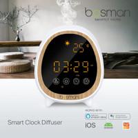 Bosman Smart Clock Diffuser - Aroma Terapi | Wifi | Smart Home