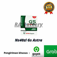 Aki Basah mobil Datsun GO ns40zl Gs hybrid