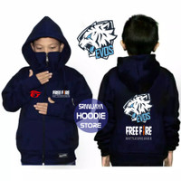 Baju Anak Jaket Anak Free Fire REAL PICT