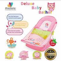 Mastela Dekuxe Baby Bather/ Kursi Mandi Pink
