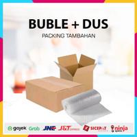 Packing Tambahan BUBLE + DUS